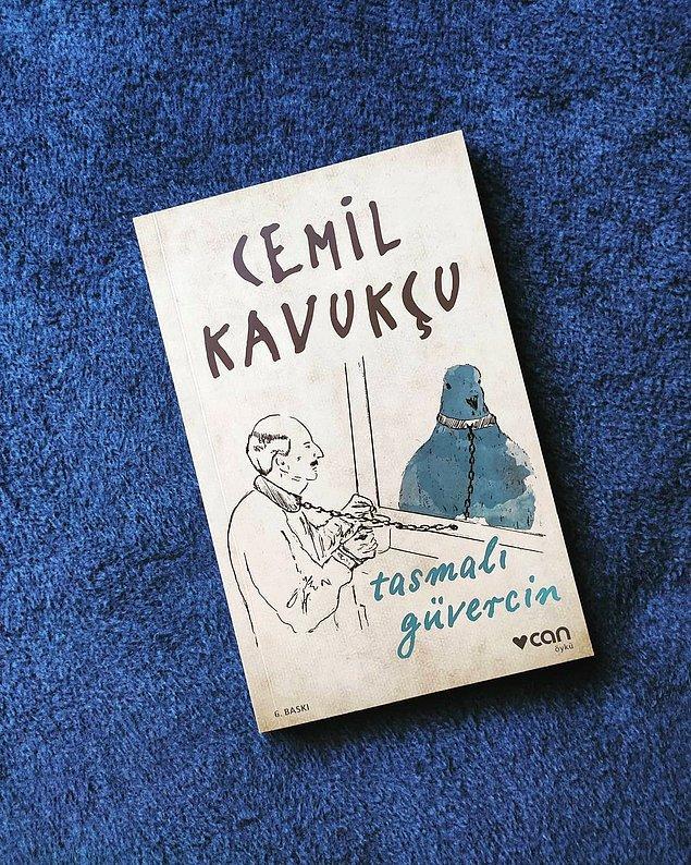 19. Tasmalı Güvercin - Cemil Kavukçu (96 sayfa)