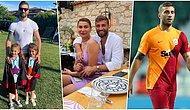 Galatasaray'da Forma Giyen Alpaslan Öztürk'ün Performansına Eşi Ebru Şancı'dan Esprili Destek Paylaşımı Geldi