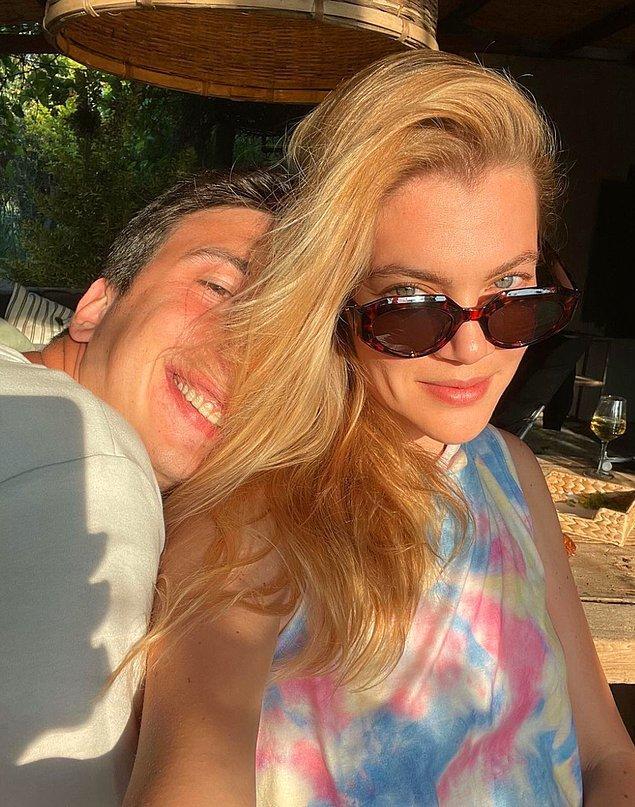 8. Derya Şensoy ve sevgilisi Celal Can Algül ilişkisinde ilk fotoğraf paylaşımı geldi!