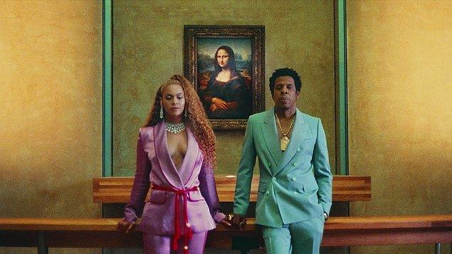 3. Beyonce ve Jay-Z