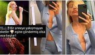 Gülşen Ayna Karşısında Dans Ettiği Tansiyon Yükselten Videosuyla Yine Bazılarını Kudurttu