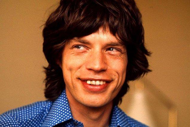 2. Mick Jagger?