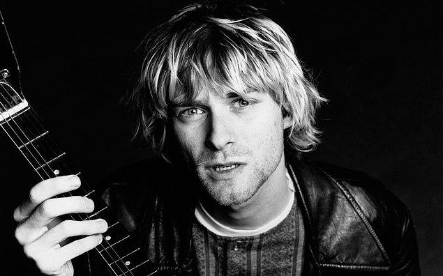 3. Kurt Cobain?