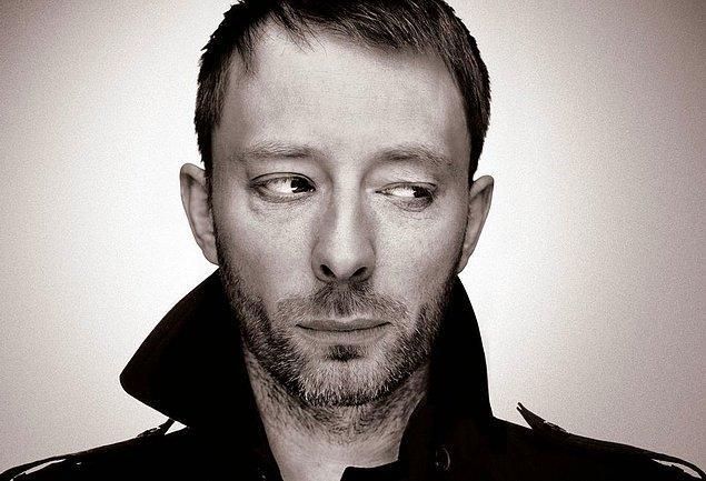 10. Son olarak, Thom Yorke?