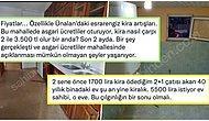 Özellikle İstanbul'da Son Dönemde Ev Kiralarının Hunharca Artmasına Tepkisiz Kalamayıp İsyan Eden Kişiler