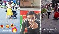 Kadınları Arkadan Videoya Çekerek Taciz Eden Afgan O Görüntüleri de TikTok'ta Paylaşıyor