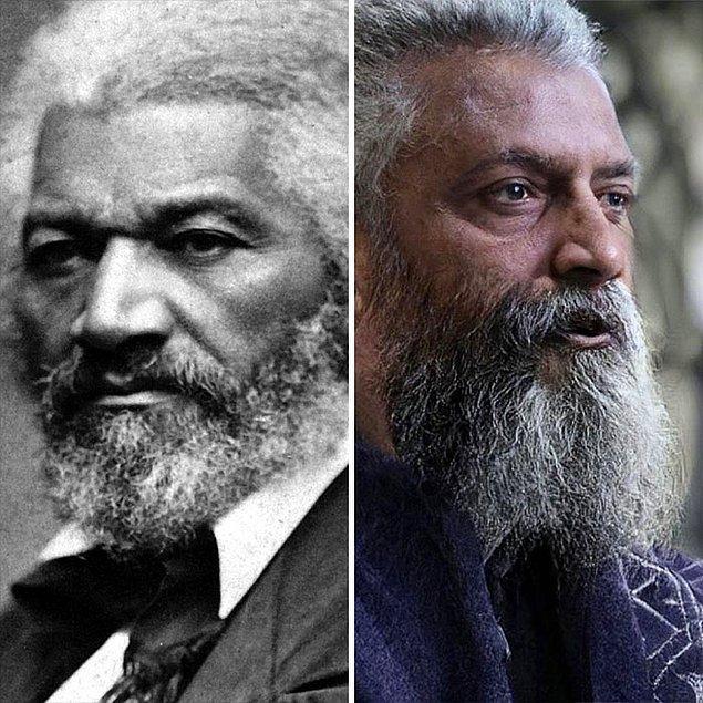 14. Frederick Douglass