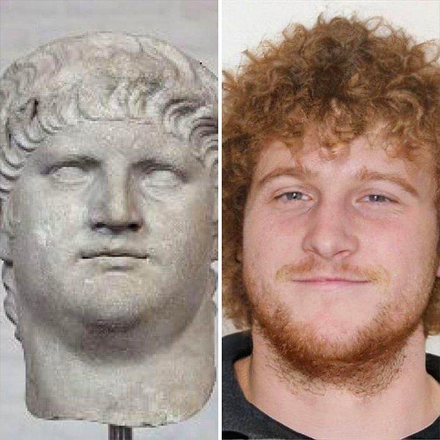 21. Nero