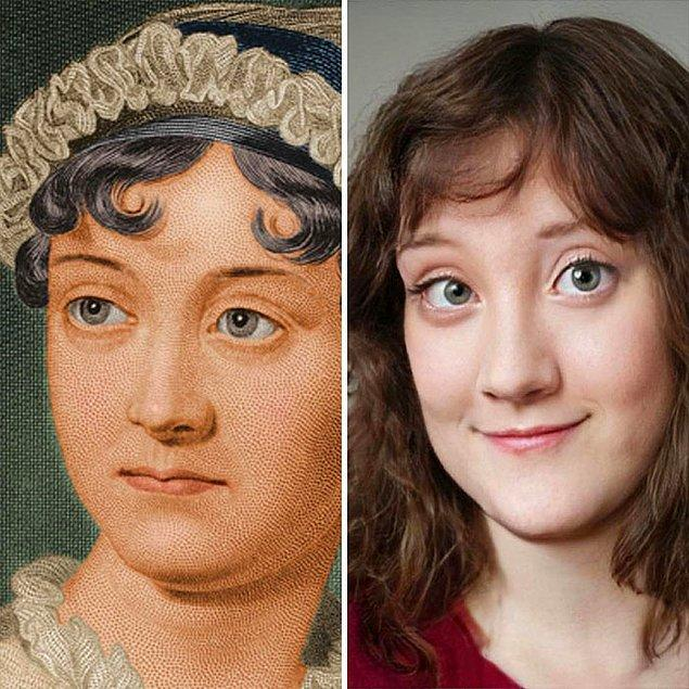 22. Jane Austen