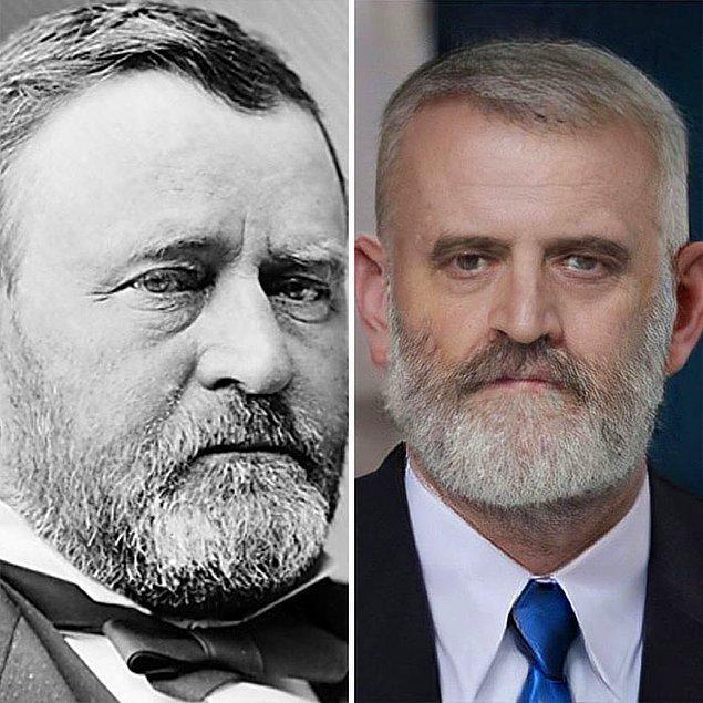 26. Ulysses S. Grant