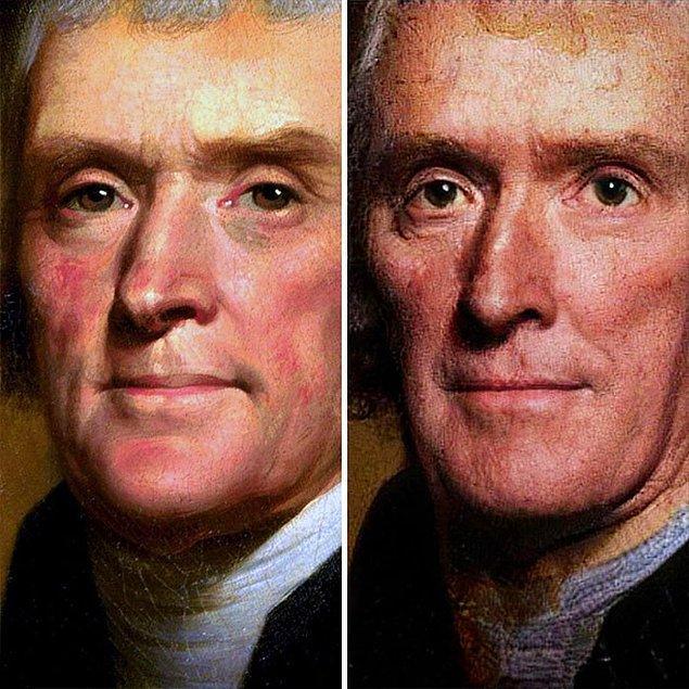 30. Thomas Jefferson