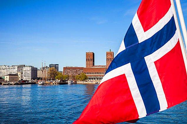 17. Norveç - 38,7 saat