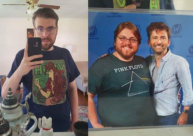 """3. """"Yetişkinlik hayatımda ilk kez vücut kitle indeksine göre 'obezite' değil, sadece fazla kiloluyum diyebiliyorum."""""""