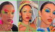 Olağan Makyajın Dışına Çıkıp Kendi Tarzını Yansıtan Makyaj Artisti Rowi Singh
