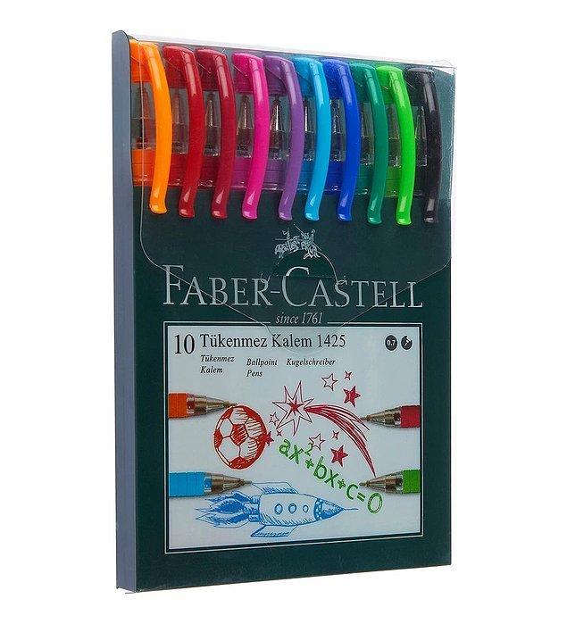 8. Önemli yerlerin altını çizmek için birkaç renkli kaleme ihtiyacınız olacak!