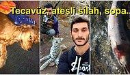 Türkiye'nin Hayvanlar İçin Bir Cehennem Olduğunu Gösteren Tüyler Ürpertici Olaylara Bakınca Küfür Edeceksiniz