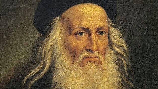 11. Leonardo da Vinci