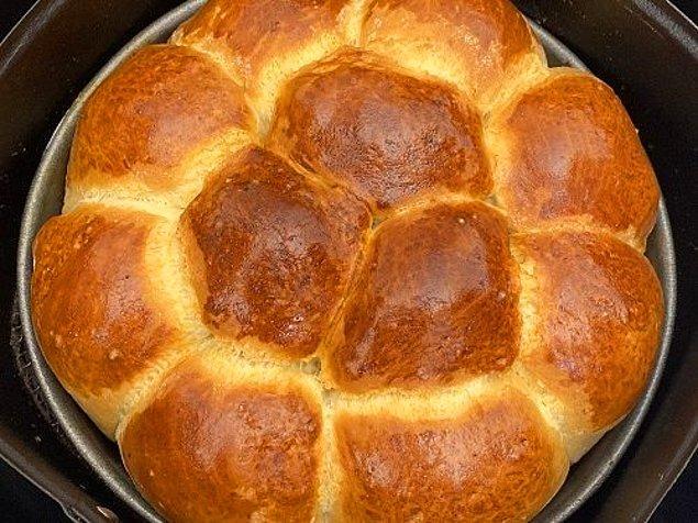 Philips Airfryer ile ekmek de yapılabiliyor!