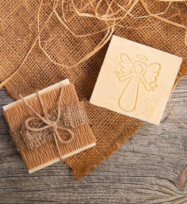 2. Doğal Keçi Sütü Sabunu 👌