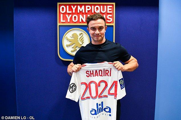 17. Xherdan Shaqiri