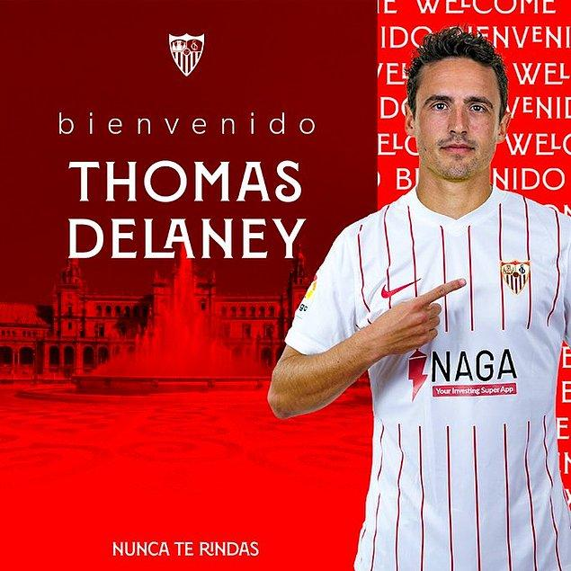 10. Thomas Delaney