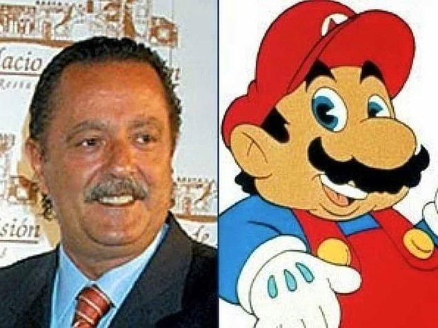 9. Mario - Mario Segale