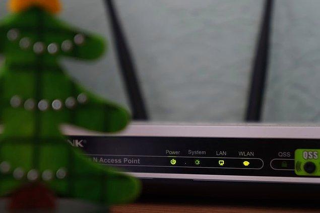 12. Dünyadaki çoğu insan WiFi olmadan yaşayamayacağını söyler ancak dünya nüfusunun %25'inin elektriği bile yok.