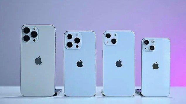 Yaklaşan yeni nesil iPhone modellerinin fiyatlandırması ise aşağıdaki gibi olacak 👇