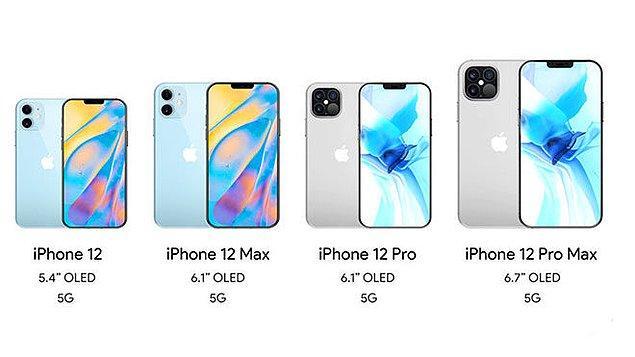 Geçen yıl olduğu gibi yine dört model olarak karşımıza çıkacak olan serinin şimdiye kadar tanıtılan en pahalı iPhone serisi olacağı iddialar arasında...