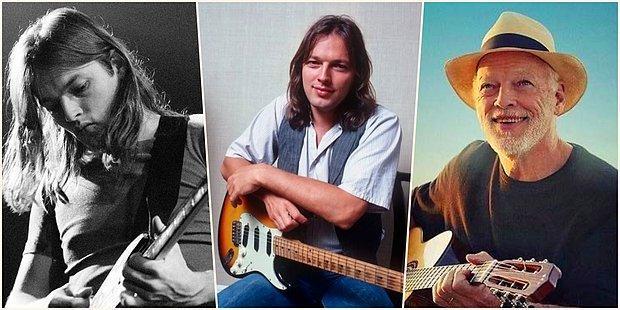 Pink Floyd'un İncisi David Gilmour'dan Hayran Kalacağınız 11 Canlı Performans