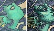 15 работ татуировщиков, которые перекрыли партаки настоящими шедеврами