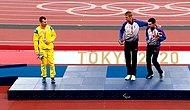 Украинский атлет Паралимпийских игр в Токио отказался фотографироваться с российскими спортсменами