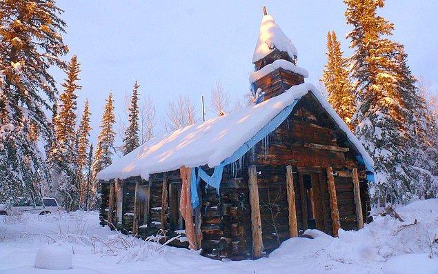 5. Snag, Yukon (Kanada)