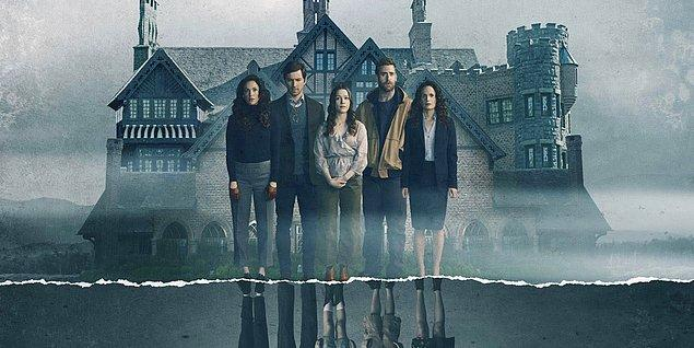 1. The Haunting of Hill House (IMDb - 8.6)