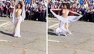 В Хабаровске учительница выступила с танцом живота перед первоклашками в честь 1 сентября