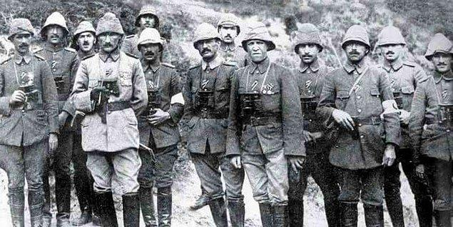 2. Birinci Dünya Savaşı'nı kazansaydık