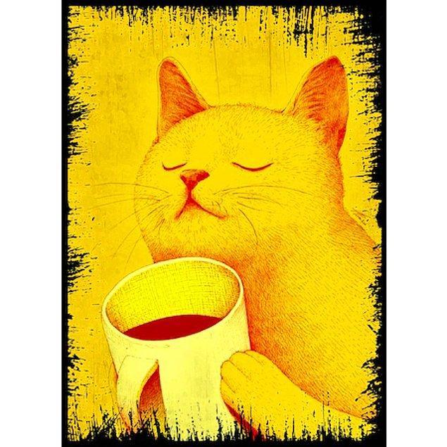 Kahve özelleştirme seçeneği var!