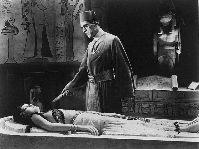 Mumya laneti konusu, sinema sektöründe de kendine yer buldu.