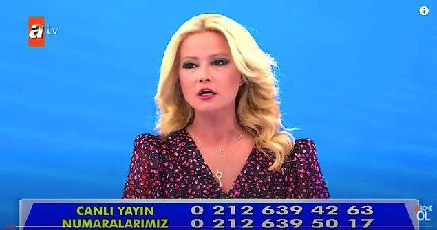 Müge Anlı bugün yine çok ses getirecek bir olayı ekranlara taşıdı. Amasya'da yaşayan 21 yaşındaki Ülkü Kübra Türk'ten ailesi 4 gündür haber alamadığını söylüyordu.