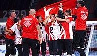 Golbolde Üst Üste 2. Kez Şampiyon Türkiye