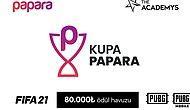Kupa Papara Espor Turnuvası Başlıyor!
