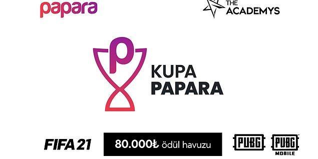 Kupa Papara, önümüzdeki haftalarda başlıyor.