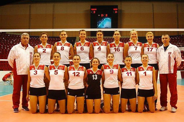 9. 2003 - Avrupa Şampiyonası İkinciliği 🥈