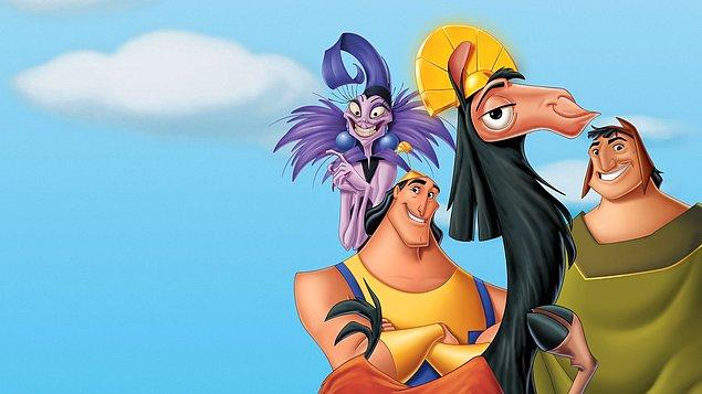 111. The Emperor's New Groove (2000)