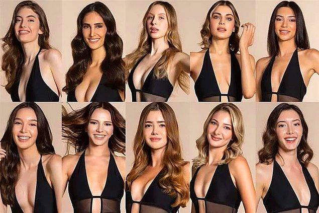 10. Miss Turkey 2021 adayları belli oldu!