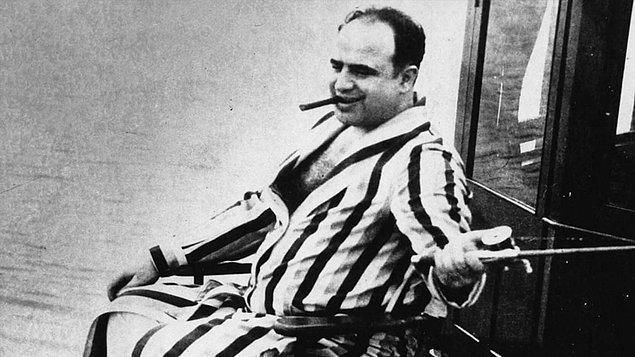 8. Al Capone