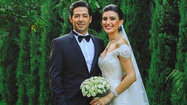 Aradan 2 ay geçti ve aynı yılın Eylül ayında Çeşme-Alaçatı'da güzel bir törenle evlendiler.