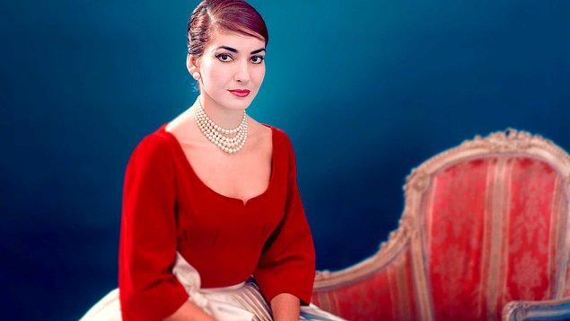 16 Eylül - Maria by Callas (2017)