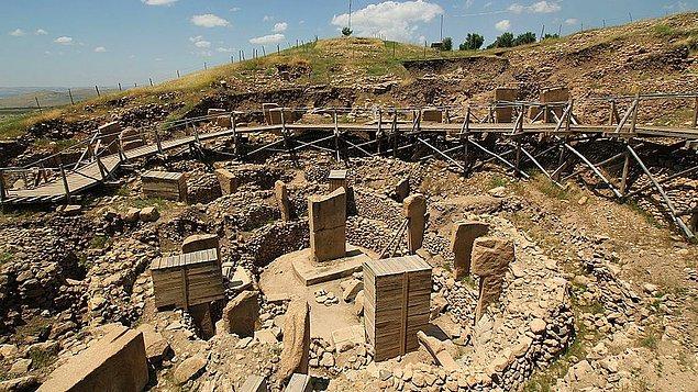 1. Göbeklitepe - Örencik, Türkiye