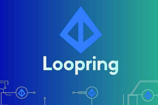 9. Loopring (LRC) => %119,2